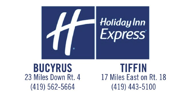 Holiday Inn Epress Bucyrus/Tiffin