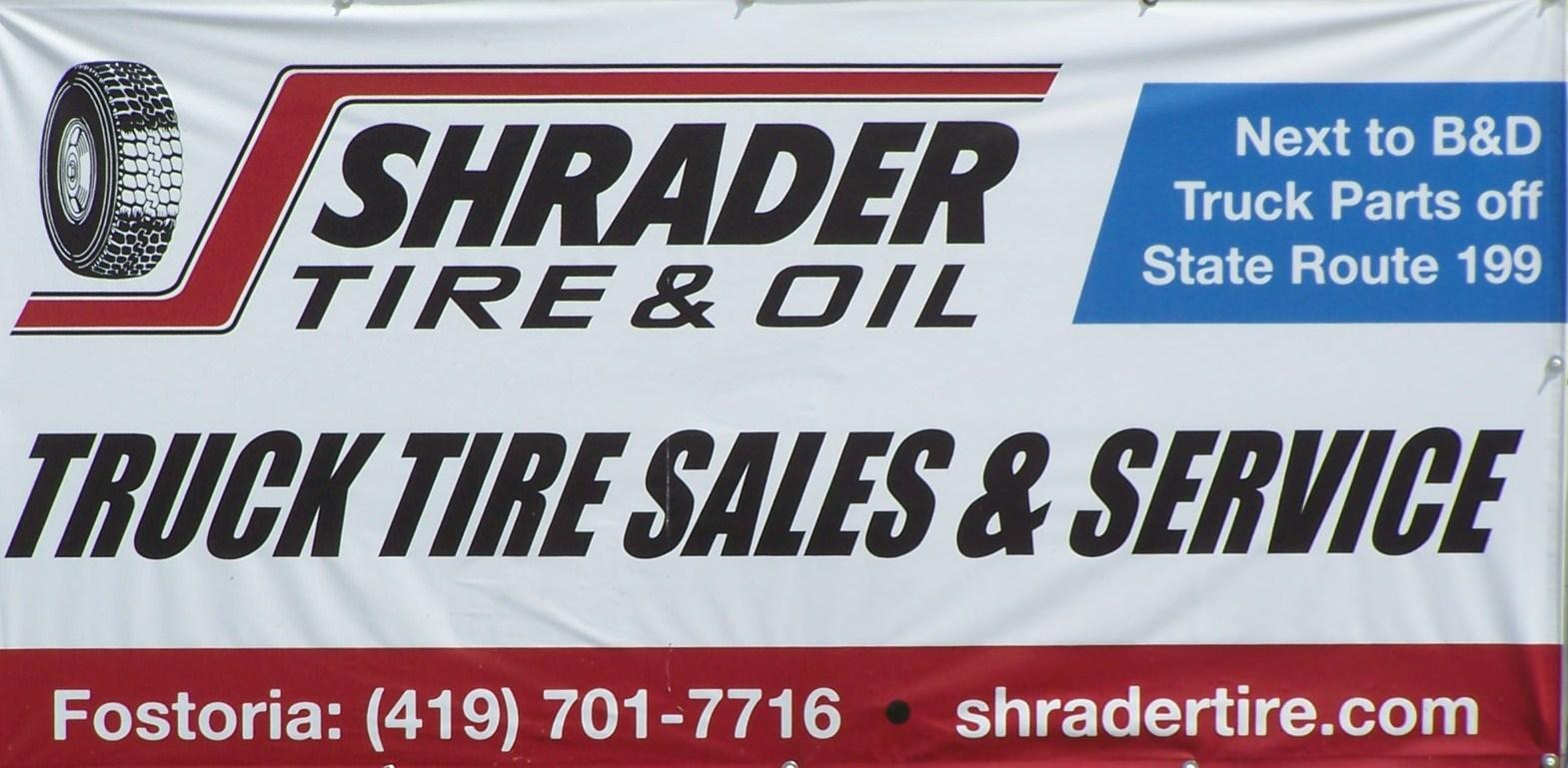 Shrader Tire & Oil