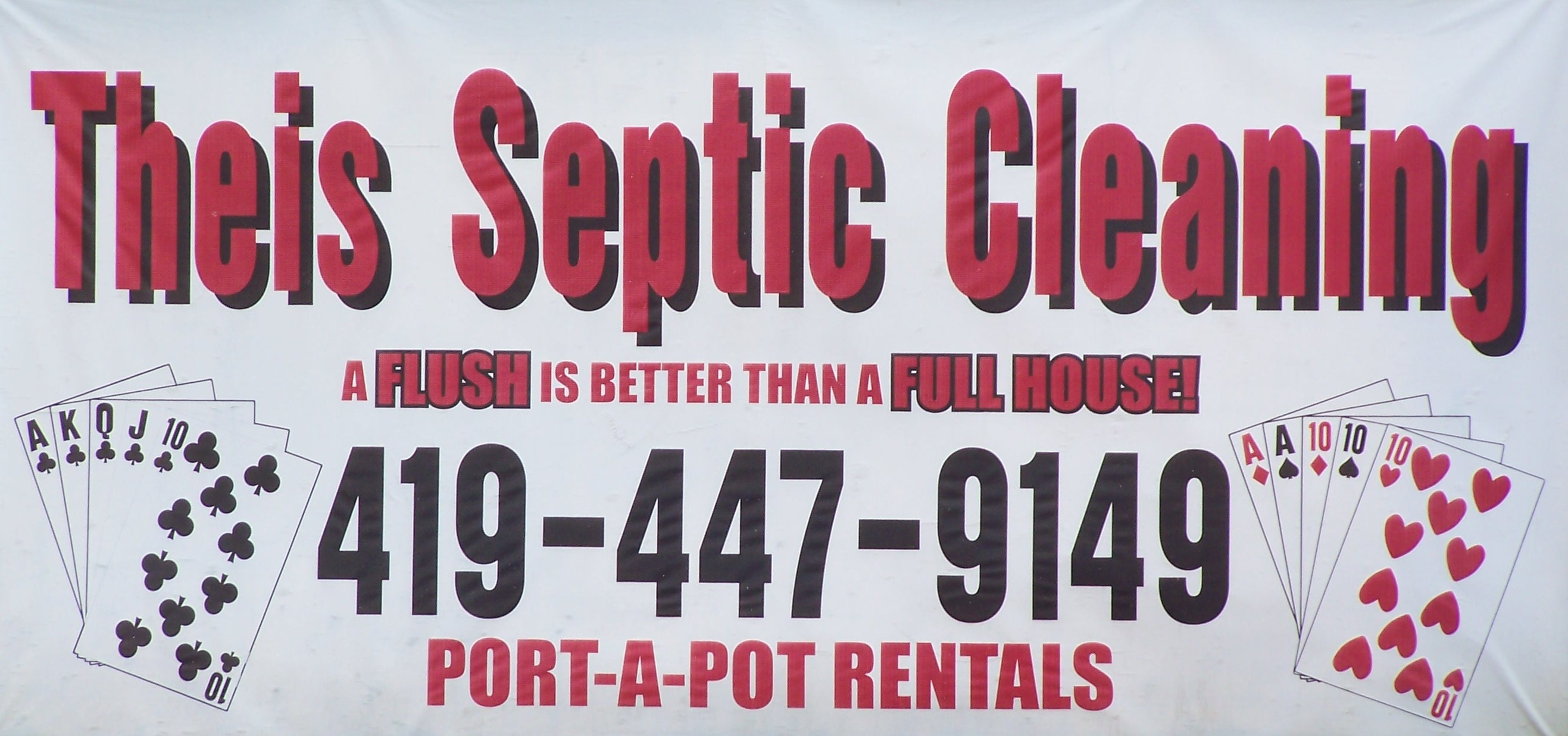 Theis Septic Cleaning