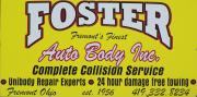 Foster Auto Body