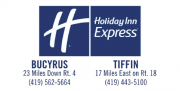 Holiday Inn Epress Bucyrus/Tiffin