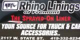 Rhino Bed Linings