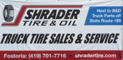 Shrader Tire & Oil